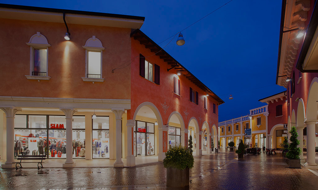 Mantova Outlet Village - ABOUT US